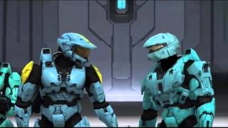 Red vs Blue : turn down for what