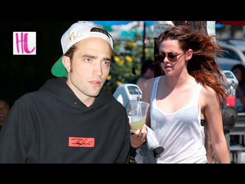 Robert Pattinson Obsessing Over Kristen Stewart After Breakup - Smashpipe Entertainment