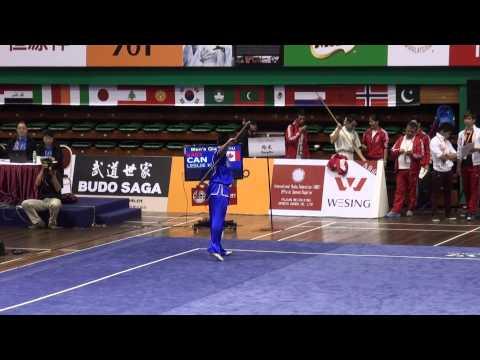 qiangshu men LESLIE KWAN CAN 9 35 rank 13 / qiangshu мужчин Лесли Кван может 9 35 ранга 13
