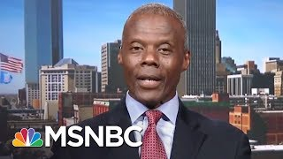 J.C. Watts Says African American Republicans Tried To Reach White House   MTP Daily   MSNBC