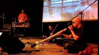Ruff Libner - Travelling Didjeridoo - Radio Samsara w Fabryce Sztuki - Taipan Song