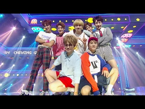 《CUTE》 NCT DREAM - Chewing Gum @인기가요 Inkigayo 20160911