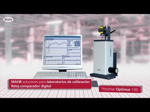 Precimar  Optimar 100  FI  Digital dial gage  ES