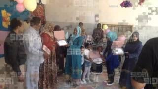 حفل نهاية العام الدراسي في وادي الآجال-ليبيا اليوم -اخبار ليبيا -
