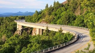 Beautiful Mountain Roads Of Austria