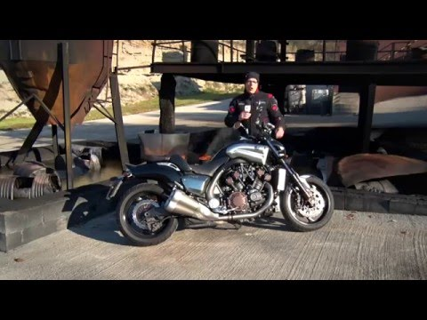 Motos x1000 : Test Yamaha VMax