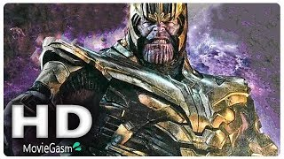 AVENGERS 4 Leak _ Thanos Official First Look (2019) Endgame, Marvel Superhero Movie HD