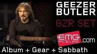 Geezer Butler talks to EMGtv about new album, gear and Sabbath