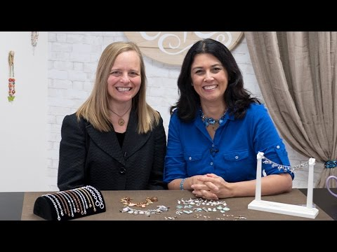 Artbeads Cafe - Designing Charm Bracelets with Cynthia Kimura and Becky Nunn of Nunn Design