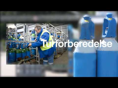 Servitrax, Air Liquide Norway