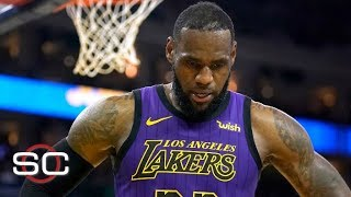 LeBron will 'let the dust settle' after the Lakers hired Frank Vogel – Dave McMenamin | SportsCenter