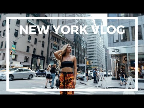 I FINALLY VISITED NEW YORK! | Meeting Hot Guys EEEPP