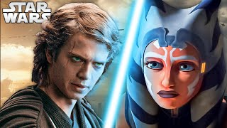 What if Ahsoka was at the Jedi Temple During Order 66? - Star Wars Theory