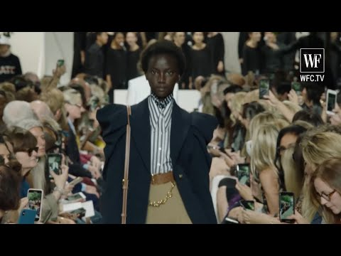 Michael Kors collection | Fashion show with choir | ss2020 New York fashion week