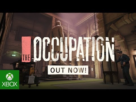 The Occupation - Launch Trailer