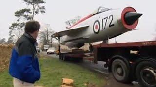 Jeremy's jet fighter garden feature   Speed   BBC