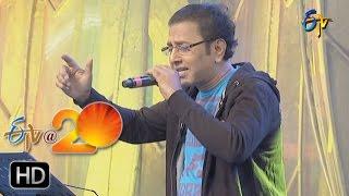 Vande Mataram Srinivas Performance - Neekista Tammuda Song in Kurnool ETV @ 20 Celebrations