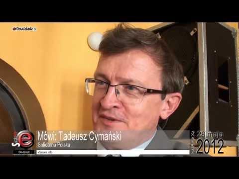 Wywiad z europosełem Tadeuszem Cymańskim
