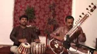 Subrata De Swaranjali - raag saraswati