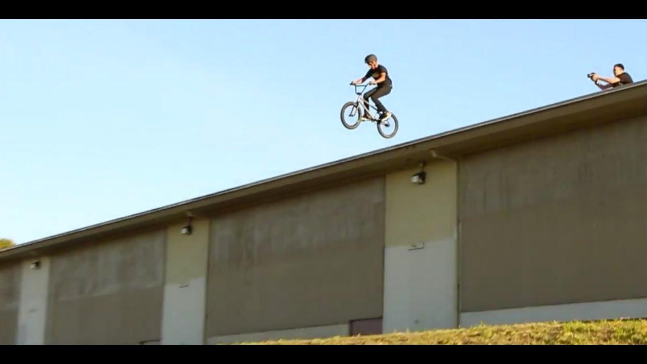 BMX – Paul Shariff, un rider d'à peine 15 ans
