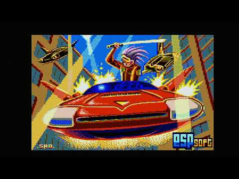 Red Sunset - Amstrad CPC Longplay