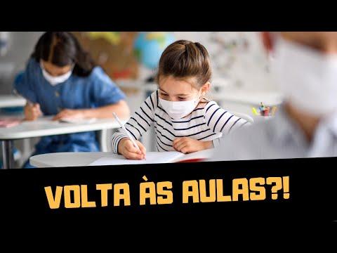 É HORA DE VOLTA ÀS AULAS?!