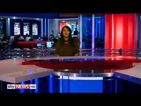 Sky News @ Event Huddle