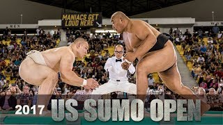 2017 US SUMO OPEN -- HEAVYWEIGHT Division