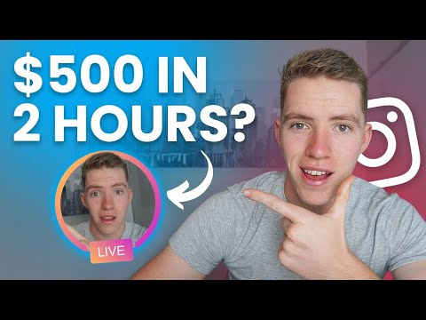 Instagram Paying $500 To Go Live [Limited Time Only]
