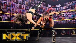 WWE NXT (10/21): Xia Li Vs. Kacy Catanzaro