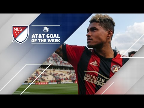 AT&T Goal of the Week   Vote for the Top Goals (Wk 3)