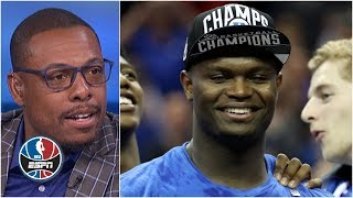 The Lakers need Zion Williamson the most over the Knicks – Paul Pierce | NBA Countdown