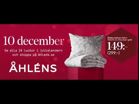 Åhléns Julkalender 2017 Lucka 10