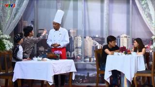 [Ơn giời! Cậu đây rồi!] Tập 4 - Đầu bếp - Việt Hương & Hoàng Phi