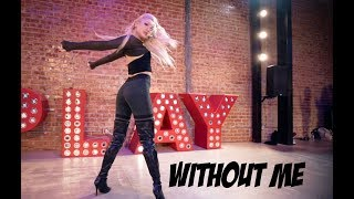Halsey - Without Me - Choreography by Marissa Heart