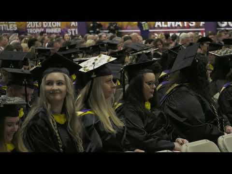 West Chester University - Winter 2019 Commencement - 4PM Ceremony