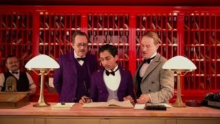 The grand budapest hotel :  bande-annonce VF