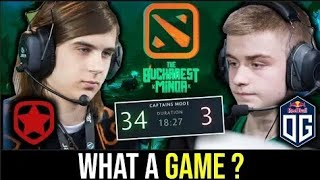 18 MINUTES GG..!! OG vs Gambit Game 2 Bucharest Minor 2019 — Dota 2