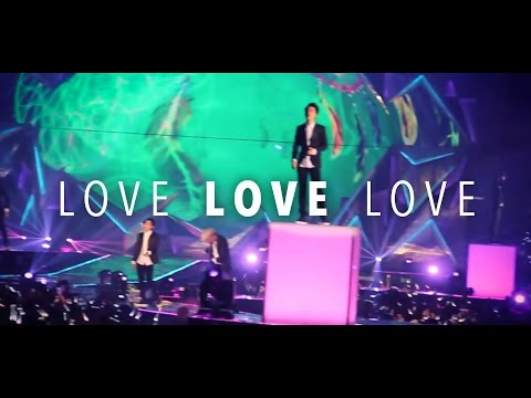 [LIVE] EXO「Love Love Love」Special Edit. from EXOPLANET#1 - THE LOST PLANET