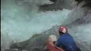 Hydrospeed adrenalinico