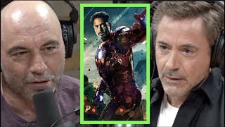 Robert Downey Jr. Was Drawn to Playing Iron Man, Doctor Dolittle   Joe Rogan