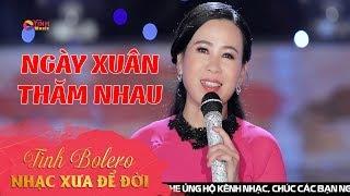 NGÀY XUÂN THĂM NHAU - DƯƠNG KIM PHƯỢNG    Official MV Nhạc Xuân 2019