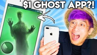 Can You Guess The Price Of These WEIRD iPHONE APPS!? (GAME)
