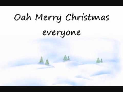 Merry Christmas Everyone - Lyrics