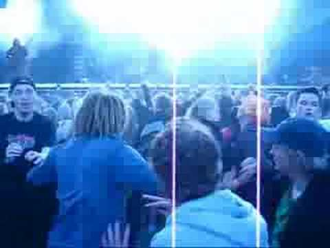 Turisas - As Torches Rise @ Ruisrock 2008
