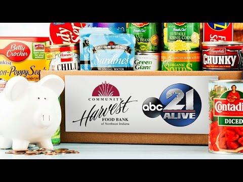 Community Harvest Food Bank Kids Backpack PSA