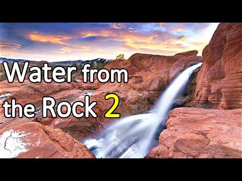 Water from the Rock - Kenneth Stewart Sermon / 2 of 4