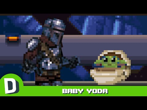 Raising Baby Yoda Would be Gross