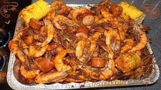 How to make Louisiana Style Shrimp Boil