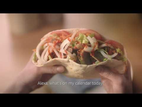 amazon.co.uk & Amazon Voucher Codes video: Amazon Alexa Moments (Amazon Echo Dot Advert)